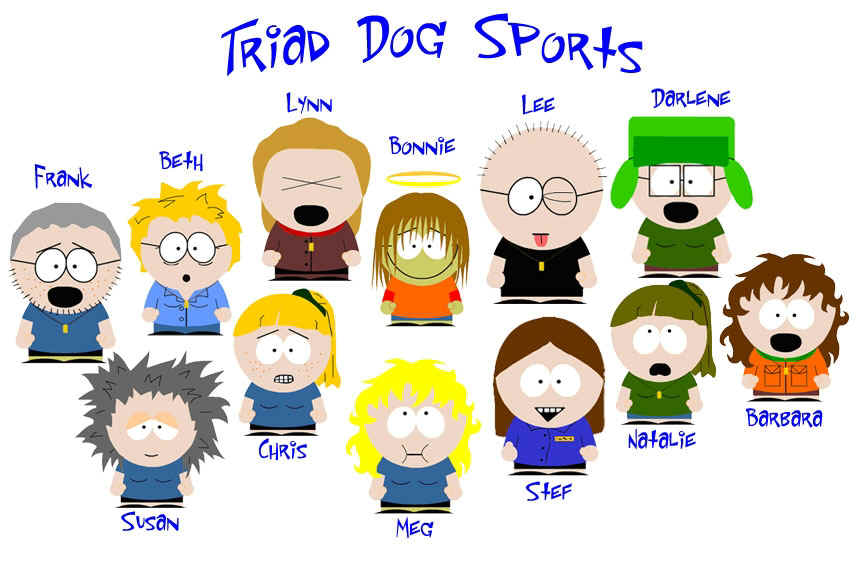 Triad DogSports & Training HomePageTDSHome